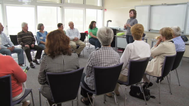 HD DOLLY: Attending First Aid Seminar video