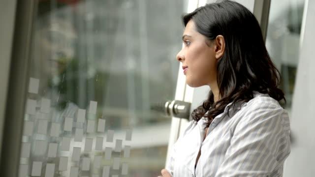 Attractive Asian businesswomen video