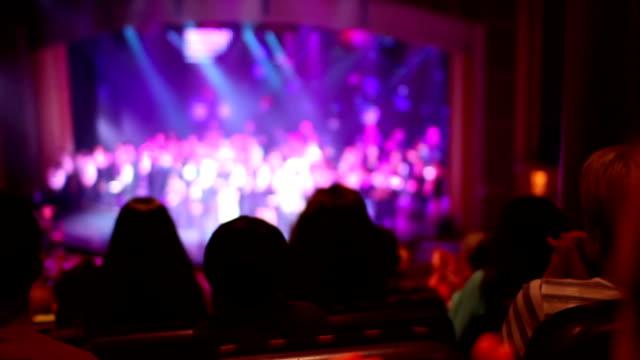 Audience video