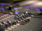 Audio Engineer Working video