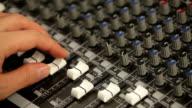 Audio Mixing Board (HD 1080) video