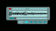 Audio Player interface #1 video
