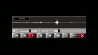 Audio Player interface #3 video