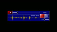 Audio Player interface #4 video