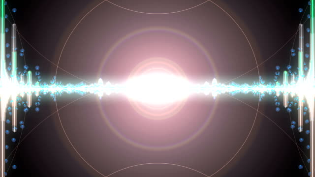 audio spectrum 2 video