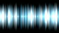 Audio waveform video