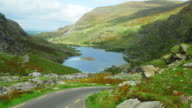 Auger Lake In The Gap Of Dunloe In County Kerry video