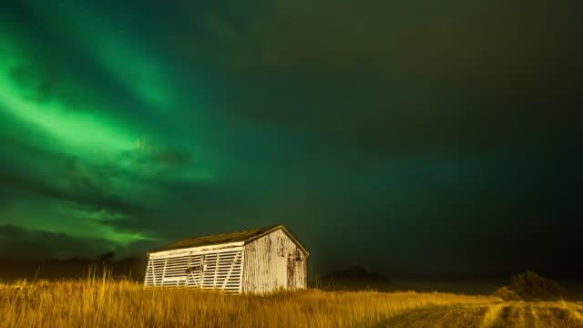 T/L Aurora Borealis in Iceland video