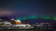 Aurora Borealis video