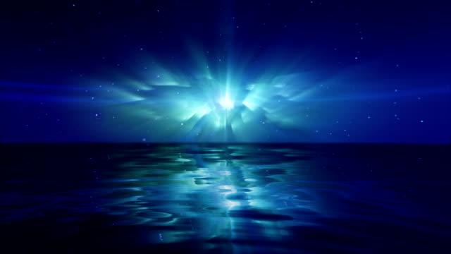 Aurora Sea video
