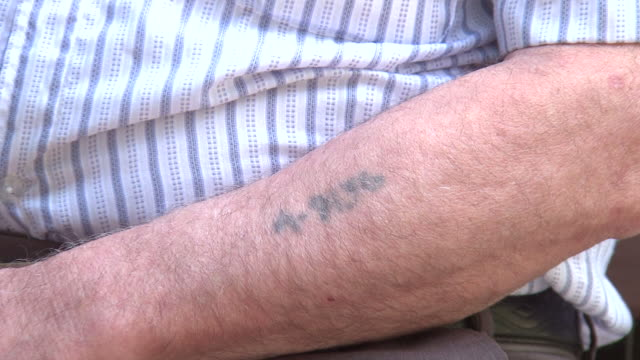 Auschwitz Holocaust Tattoo Zoom video