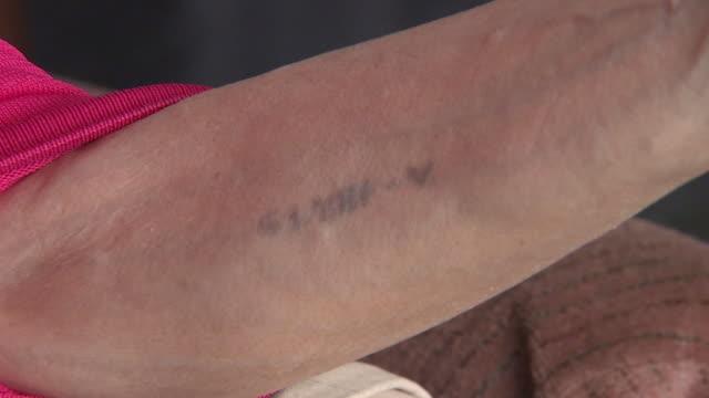 Auschwitz Tattoo video
