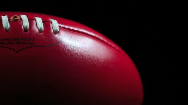 Aussie Rules Football Pan video