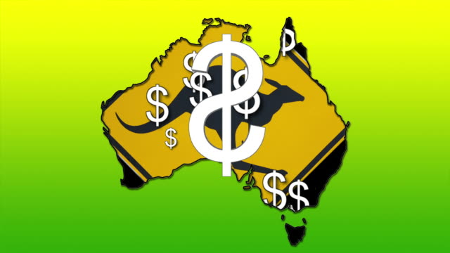 Australian Dollar HD video