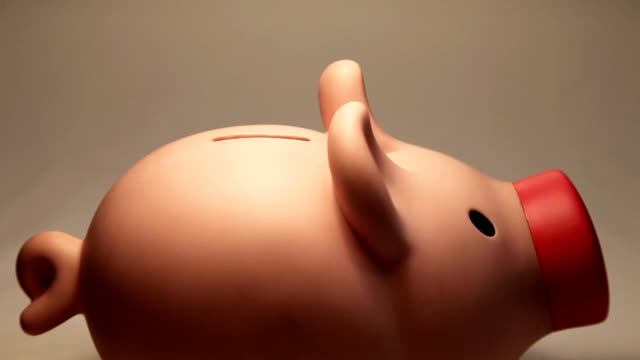 Australian Dollar into Piggy Bank video