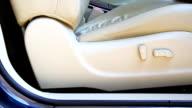 Auto car seat video