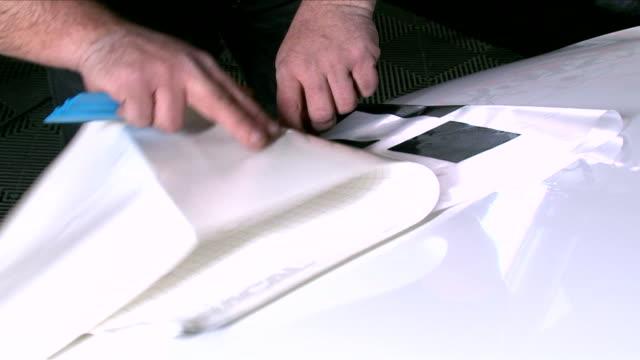 Auto Custom Tuning Car Sticker Wrap video