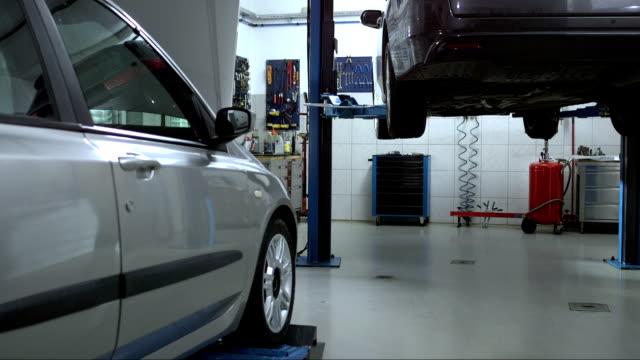 Auto Repair Shop video
