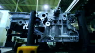 Automated assembly engine video