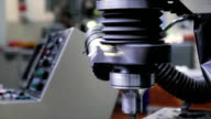 Automated drill video