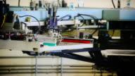 Automated Silk Screening Machines video
