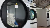 Automatic clean Washing machine. video