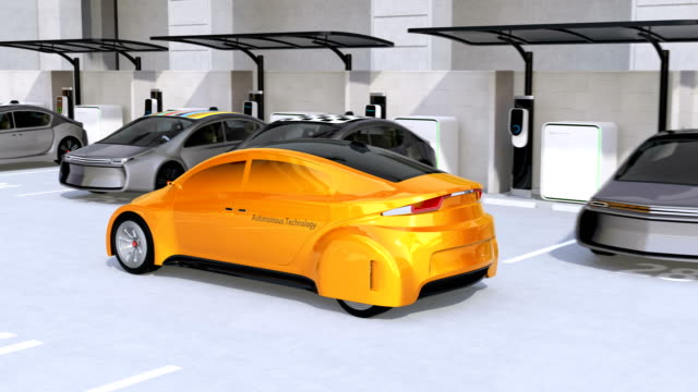Autonomous car parking by intelligent parking assist system video