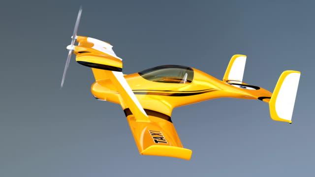 Autonomous flying drone taxi concept video