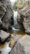 Autumn at Chasm Falls video