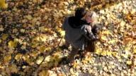 Autumn dance video