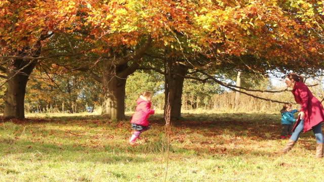 Autumn Fall Fun video