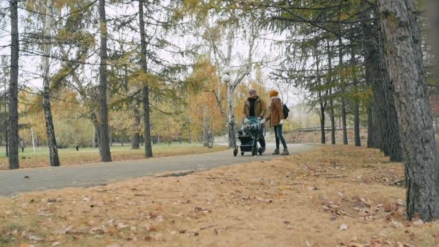 Autumn Family Stroll video