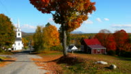 Autumn in New England video