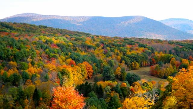 Autumn in the Berkshires video