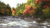 Autumn in the White Mountains video