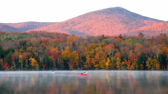 Autumn in Vermont video