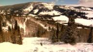 Avid Skiier HD video