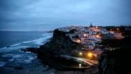 VDO :Azenhas do Mar village video