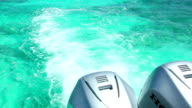 Azure water video