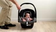 Baby car seat video