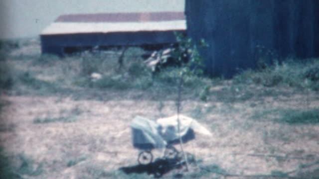 Baby Carriage on Kibbutz 1962 video