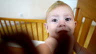 Baby Discovering Video Camera video