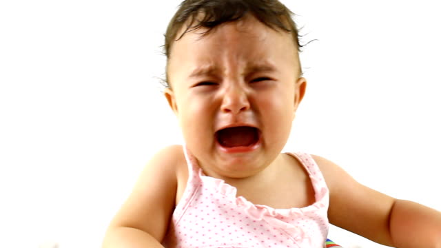 Baby is crying video