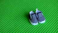 Baby shoes video