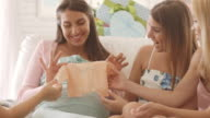 Baby shower party gifts video