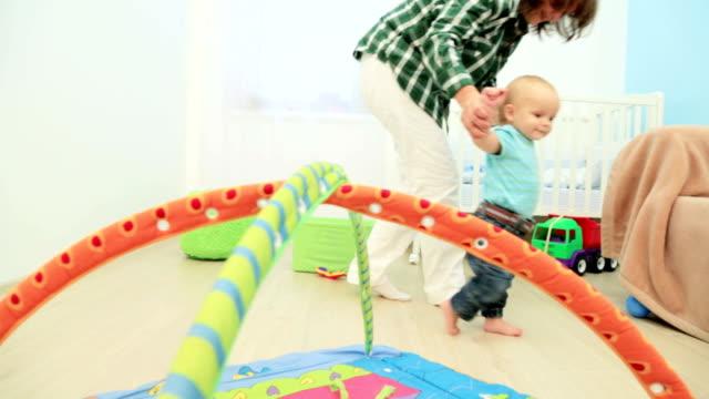 Baby Walking video