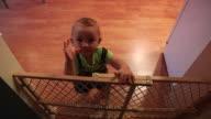 Baby Waving Bye video