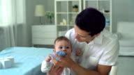 Babysitting video