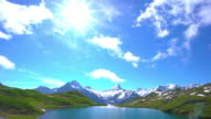Bachalpsee-First Grindelwald Switzerland video