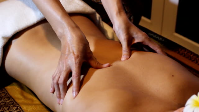 Back Massage video